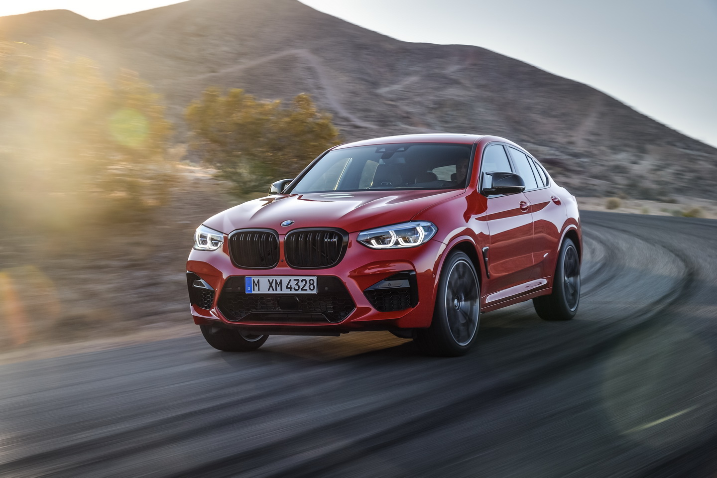 New 2019 BMW X3 X4 M Competition 64