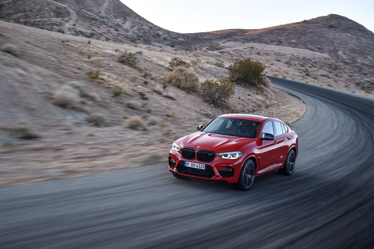 New 2019 BMW X3 X4 M Competition 65