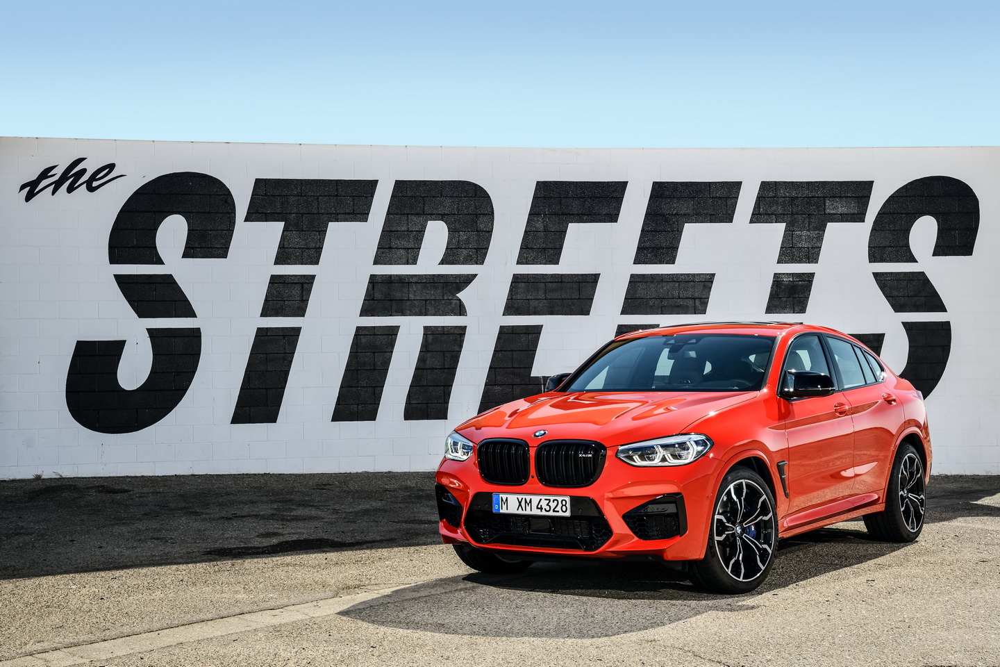New 2019 BMW X3 X4 M Competition 69
