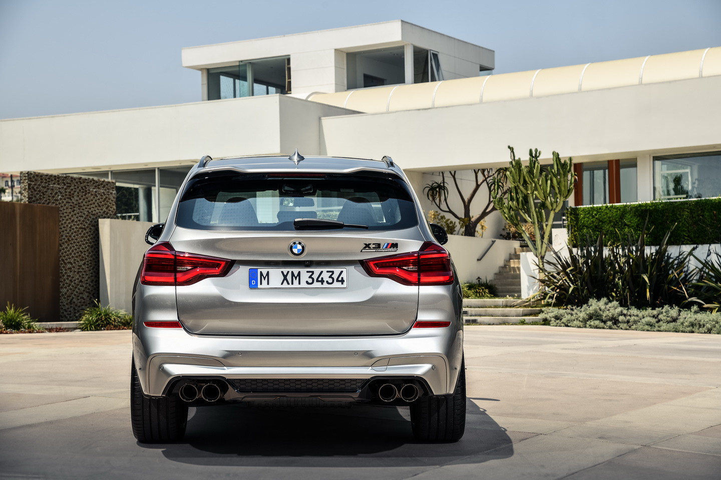 New 2019 BMW X3 X4 M Competition 7
