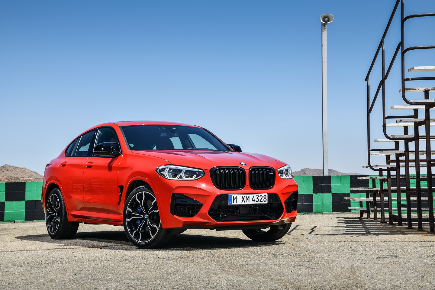 New 2019 BMW X3 X4 M Competition 70