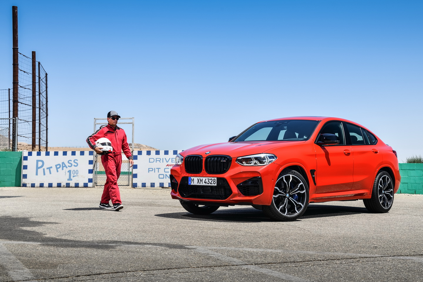 New 2019 BMW X3 X4 M Competition 76