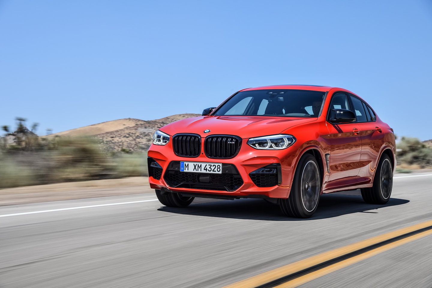 New 2019 BMW X3 X4 M Competition 81