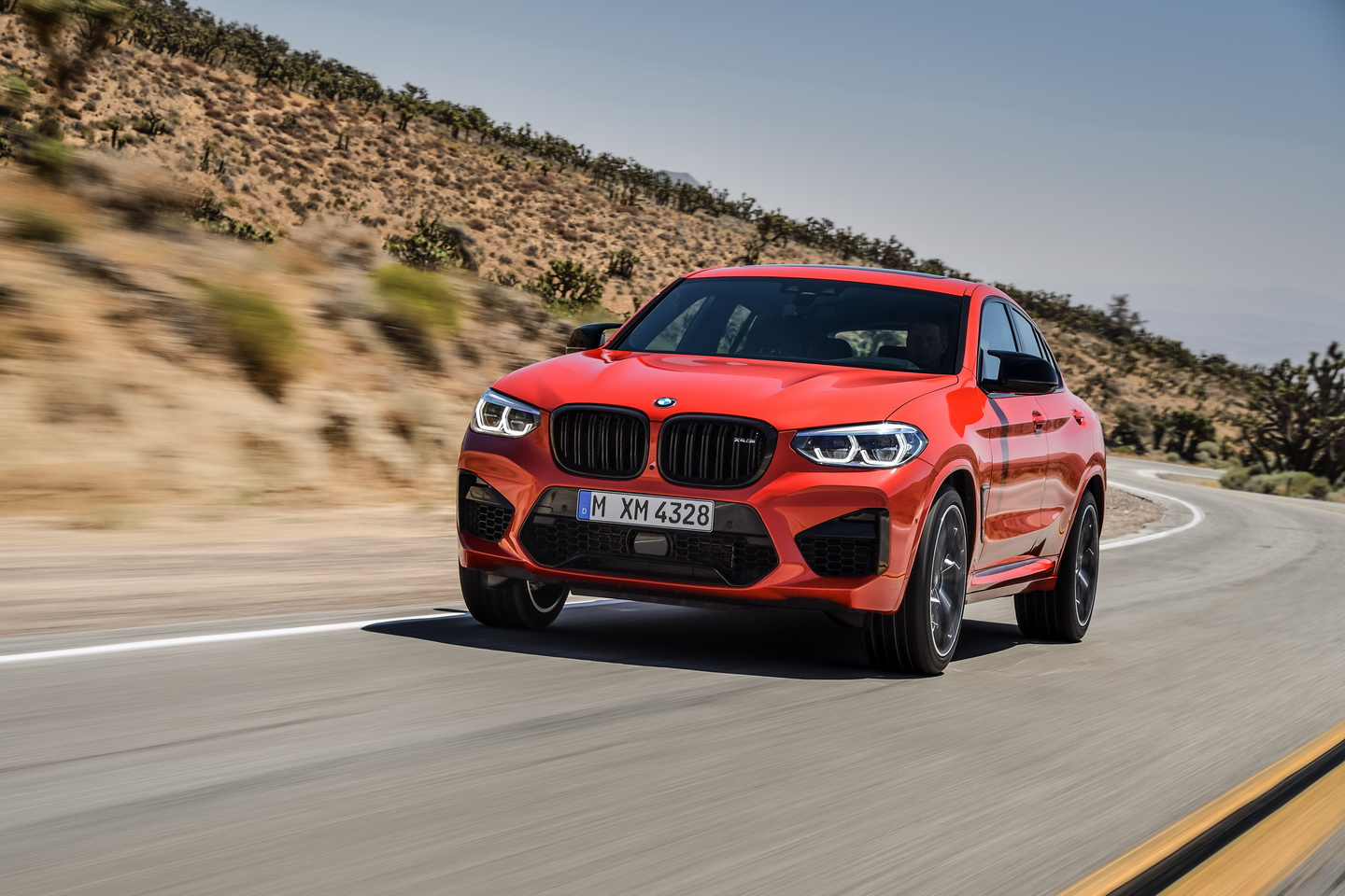 New 2019 BMW X3 X4 M Competition 82