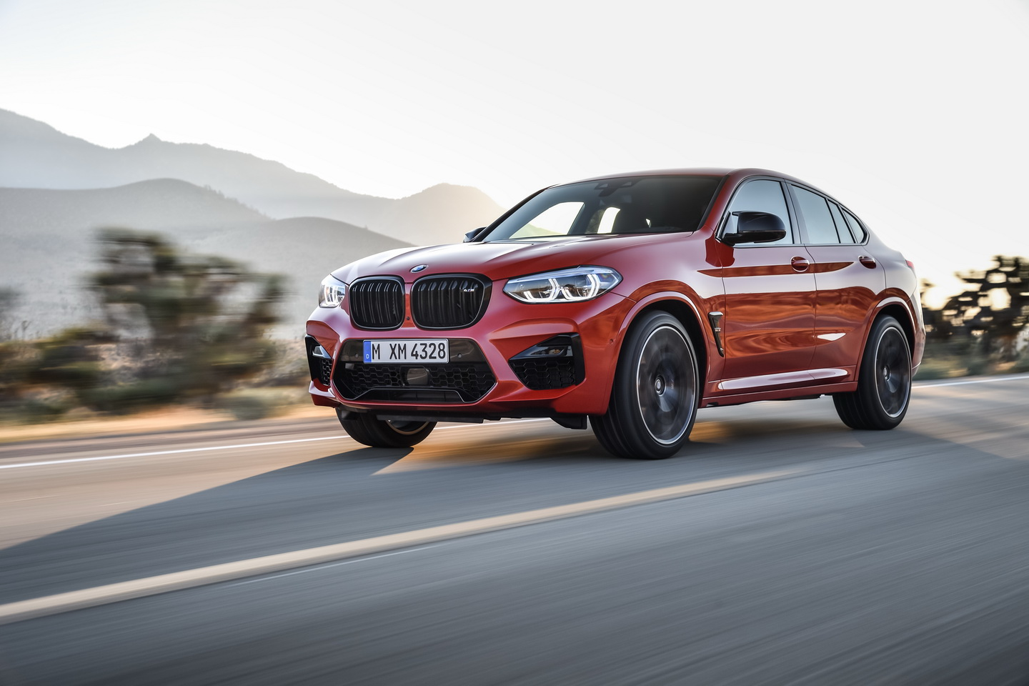 New 2019 BMW X3 X4 M Competition 83