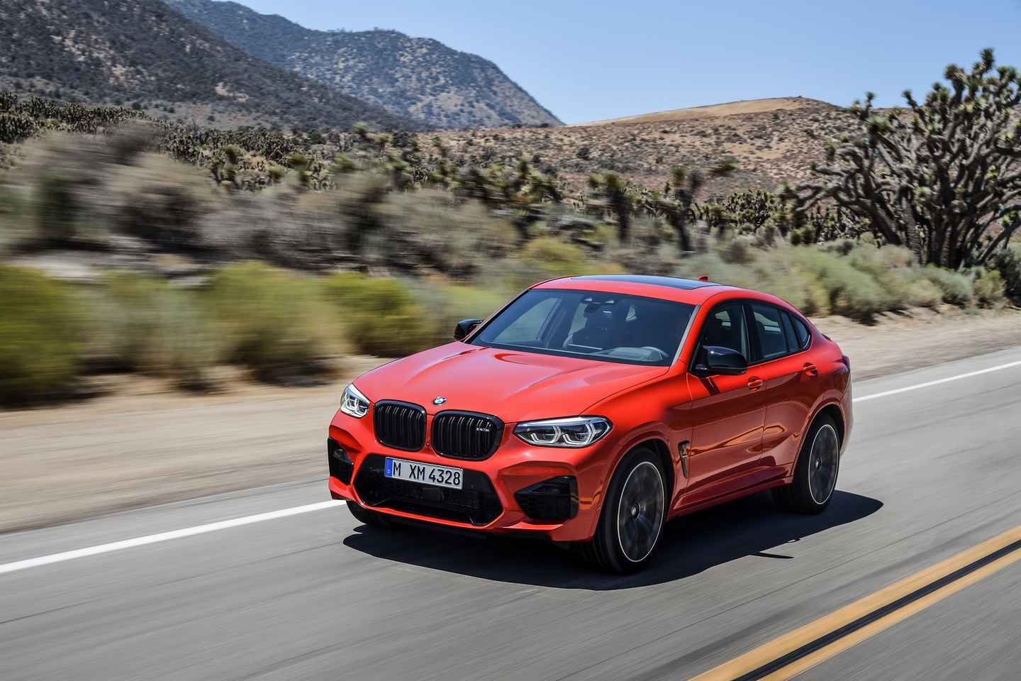 New 2019 BMW X3 X4 M Competition 84