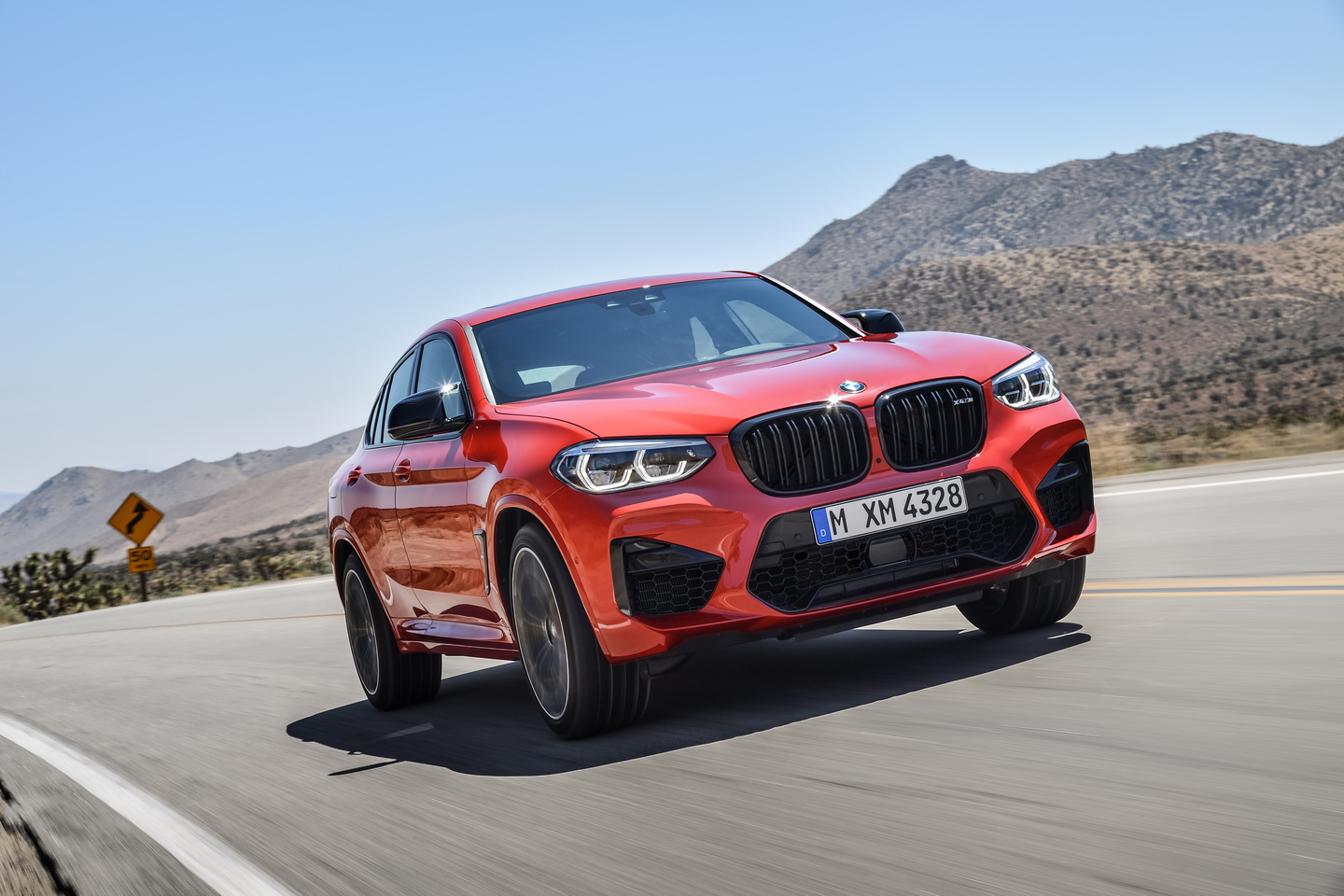 New 2019 BMW X3 X4 M Competition 85