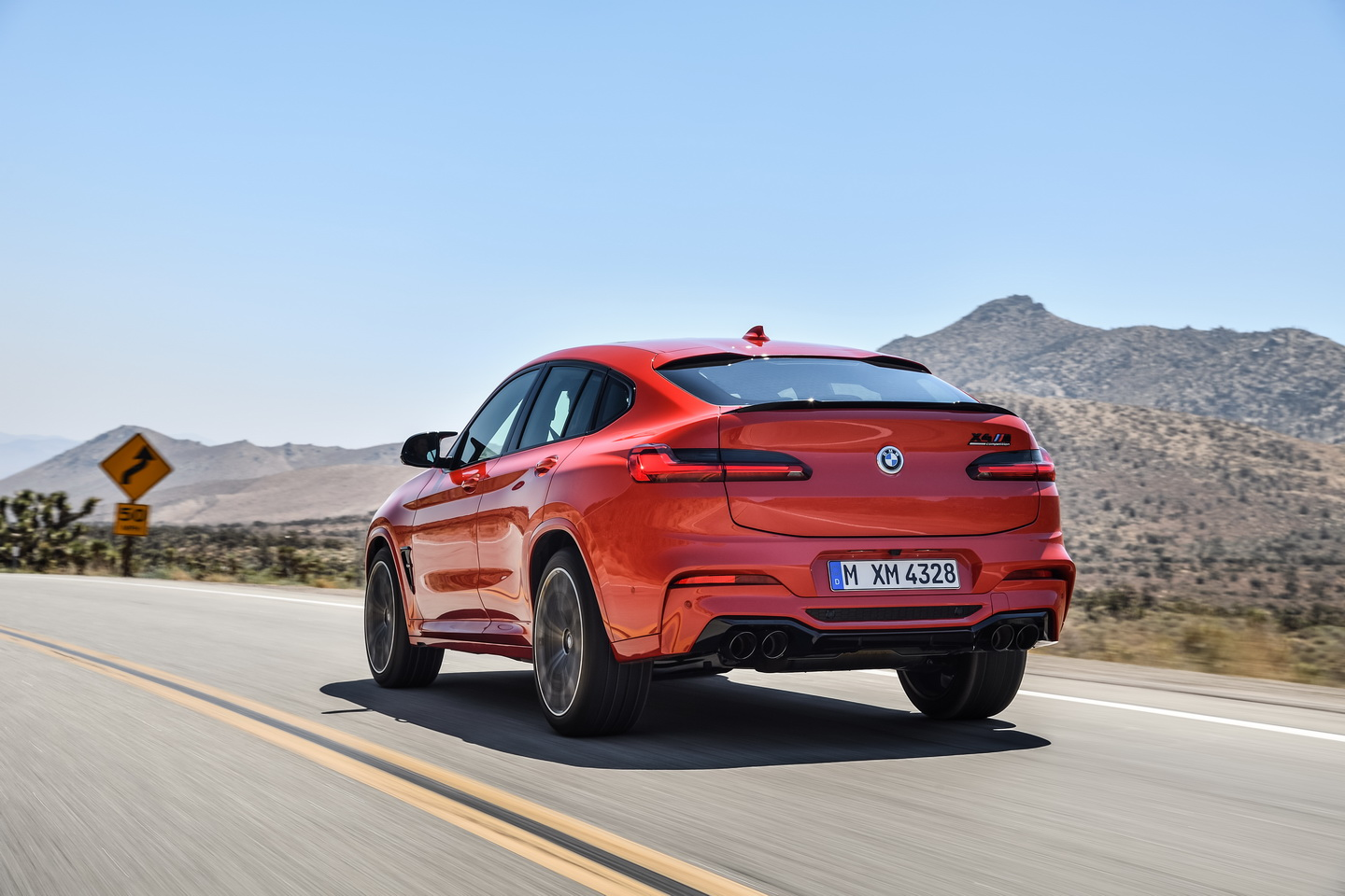 New 2019 BMW X3 X4 M Competition 86