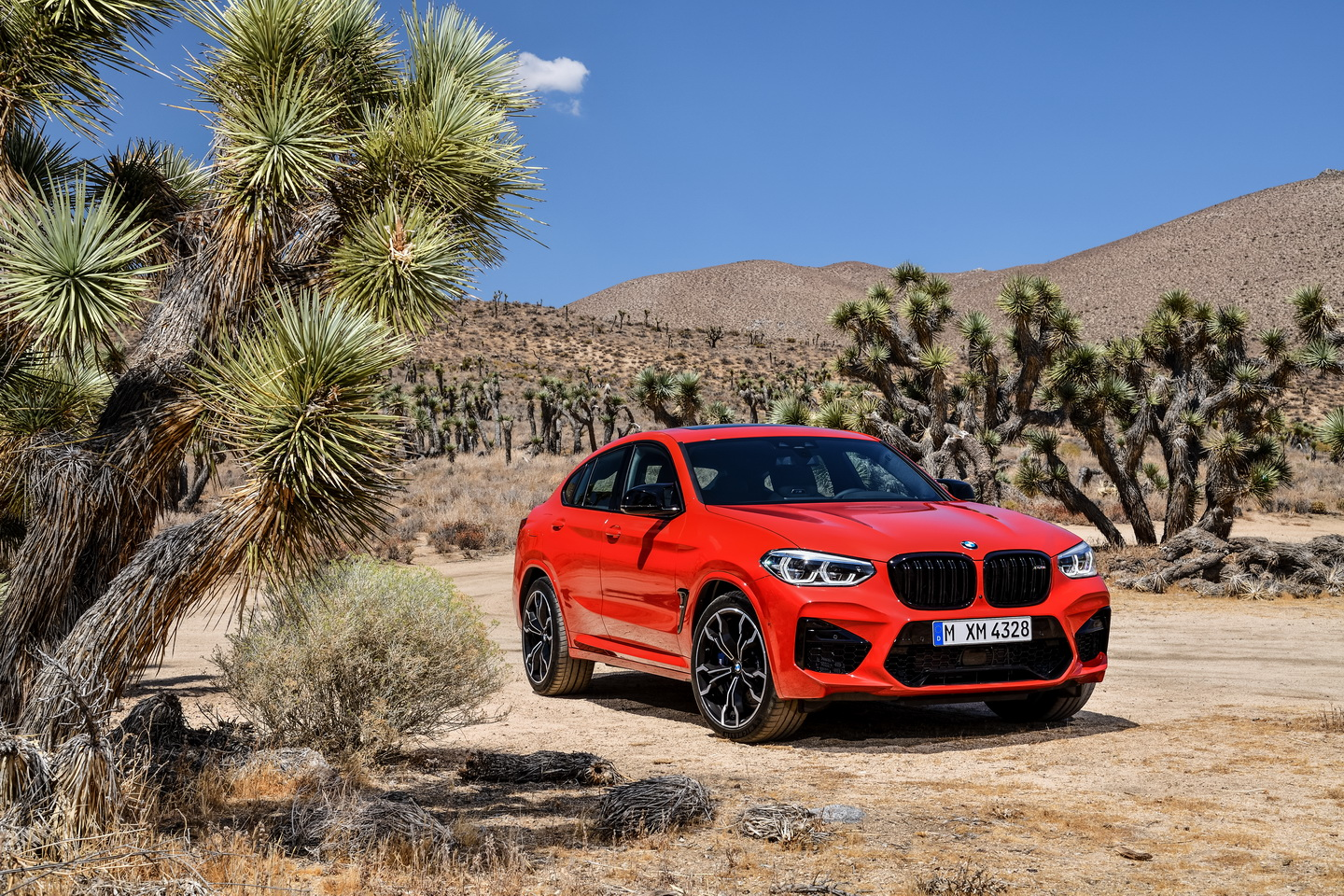New 2019 BMW X3 X4 M Competition 88