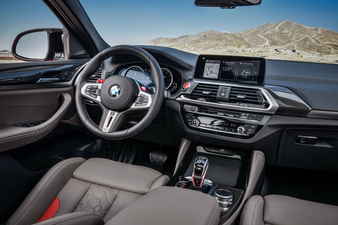 New 2019 BMW X3 X4 M Competition 93