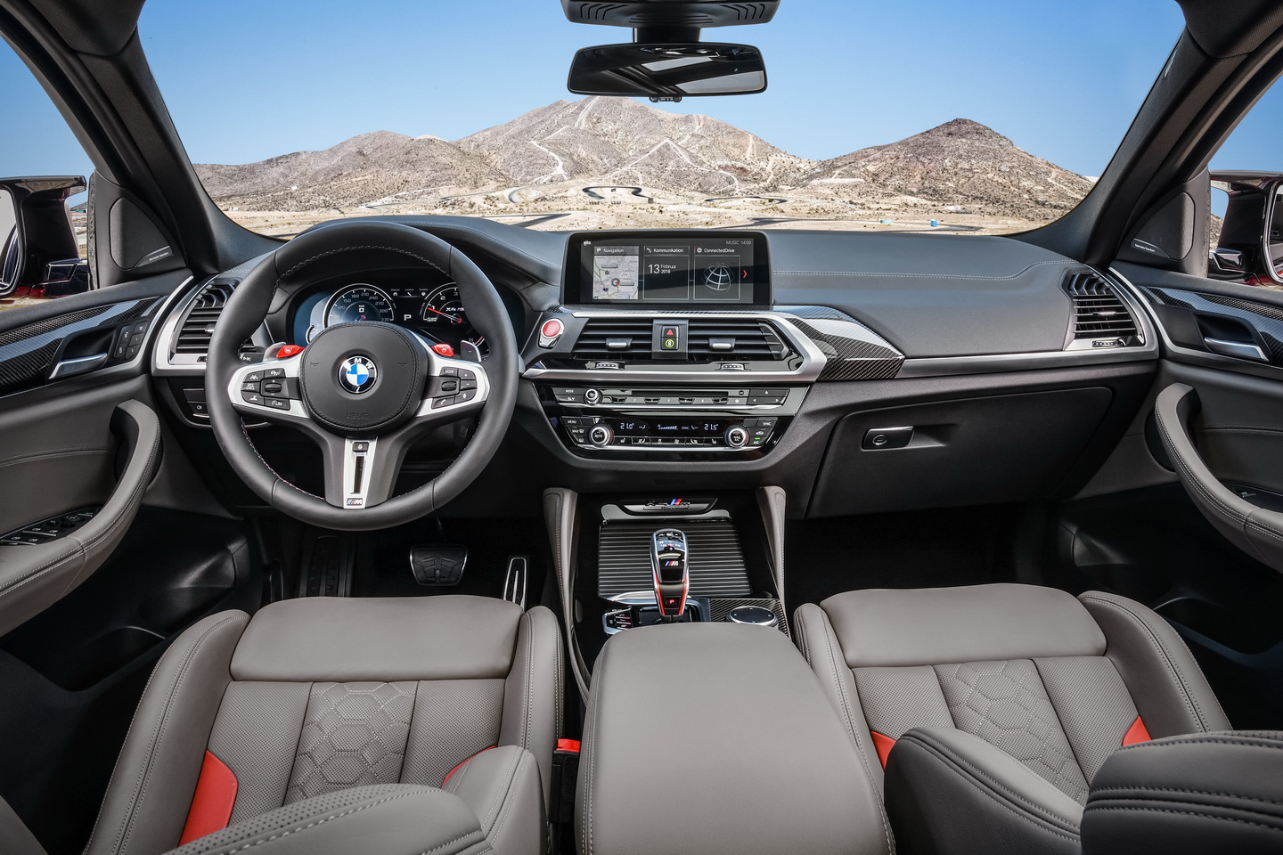 New 2019 BMW X3 X4 M Competition 94