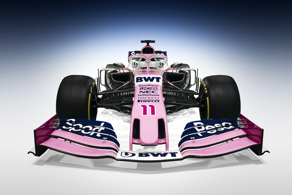 Sportpesa Racing Point F1 RP19 25