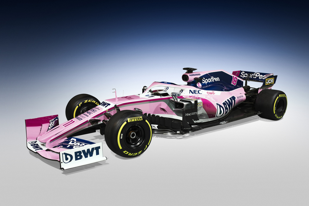 Sportpesa Racing Point F1 RP19 27