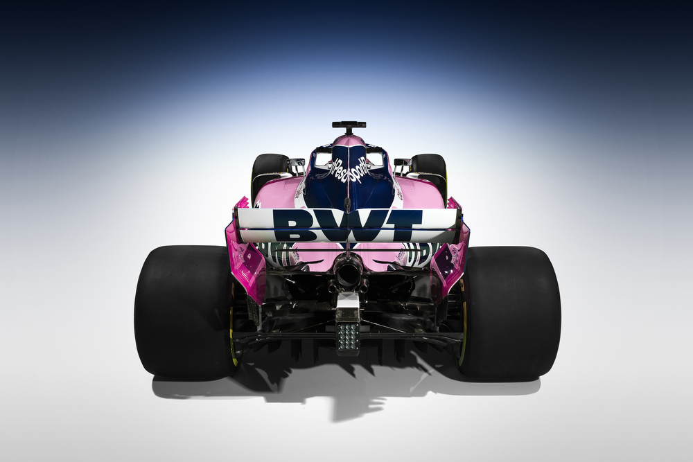 Sportpesa Racing Point F1 RP19 29