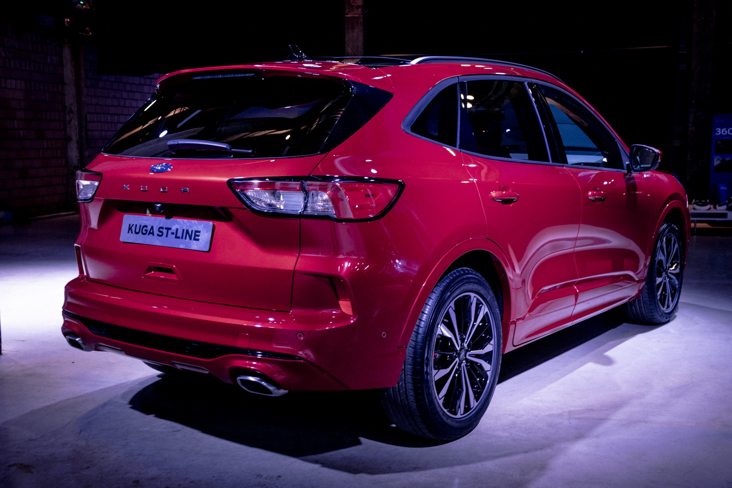 Ford Go Further 2019 event hybrid cars 102