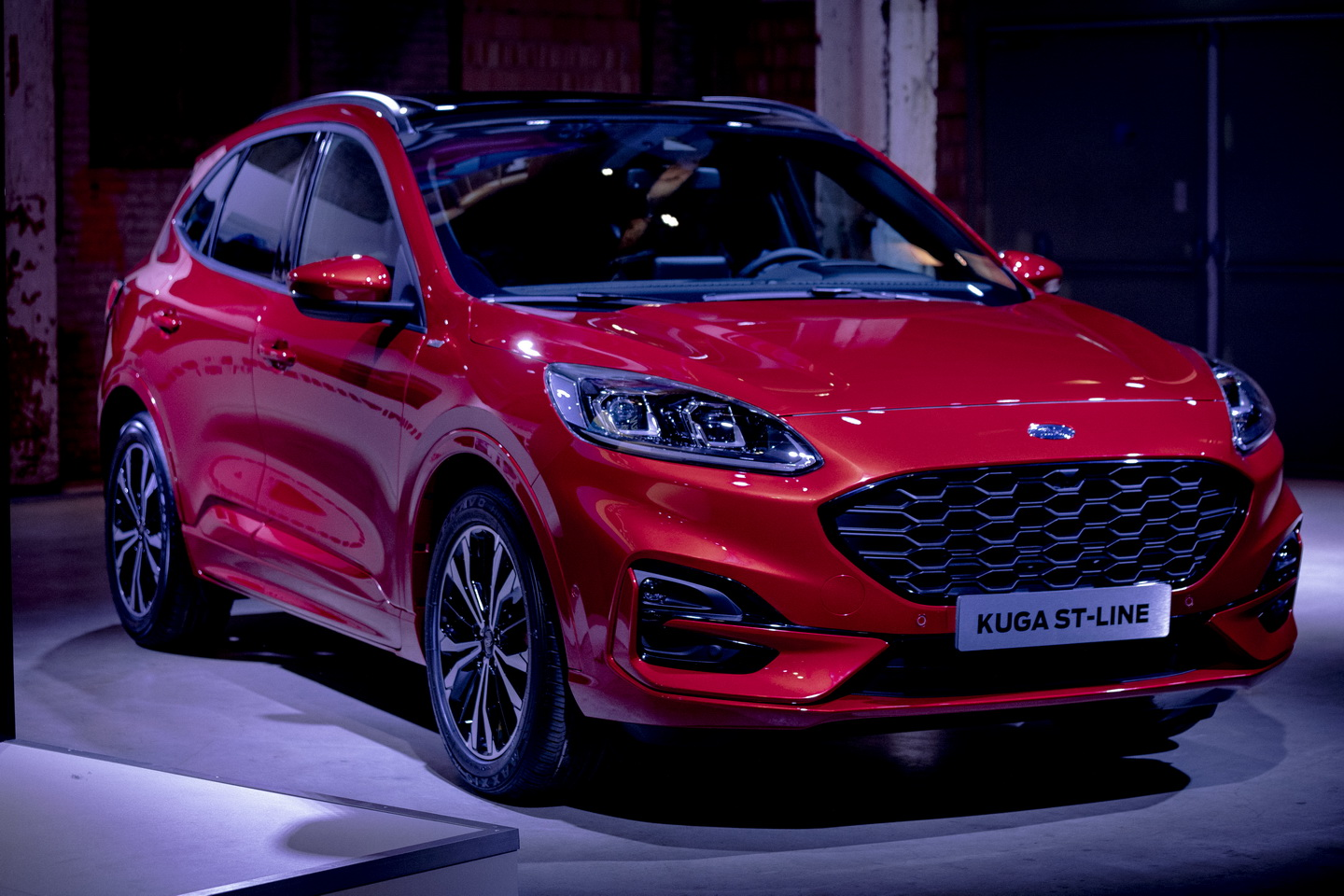 Ford Go Further 2019 event hybrid cars 110