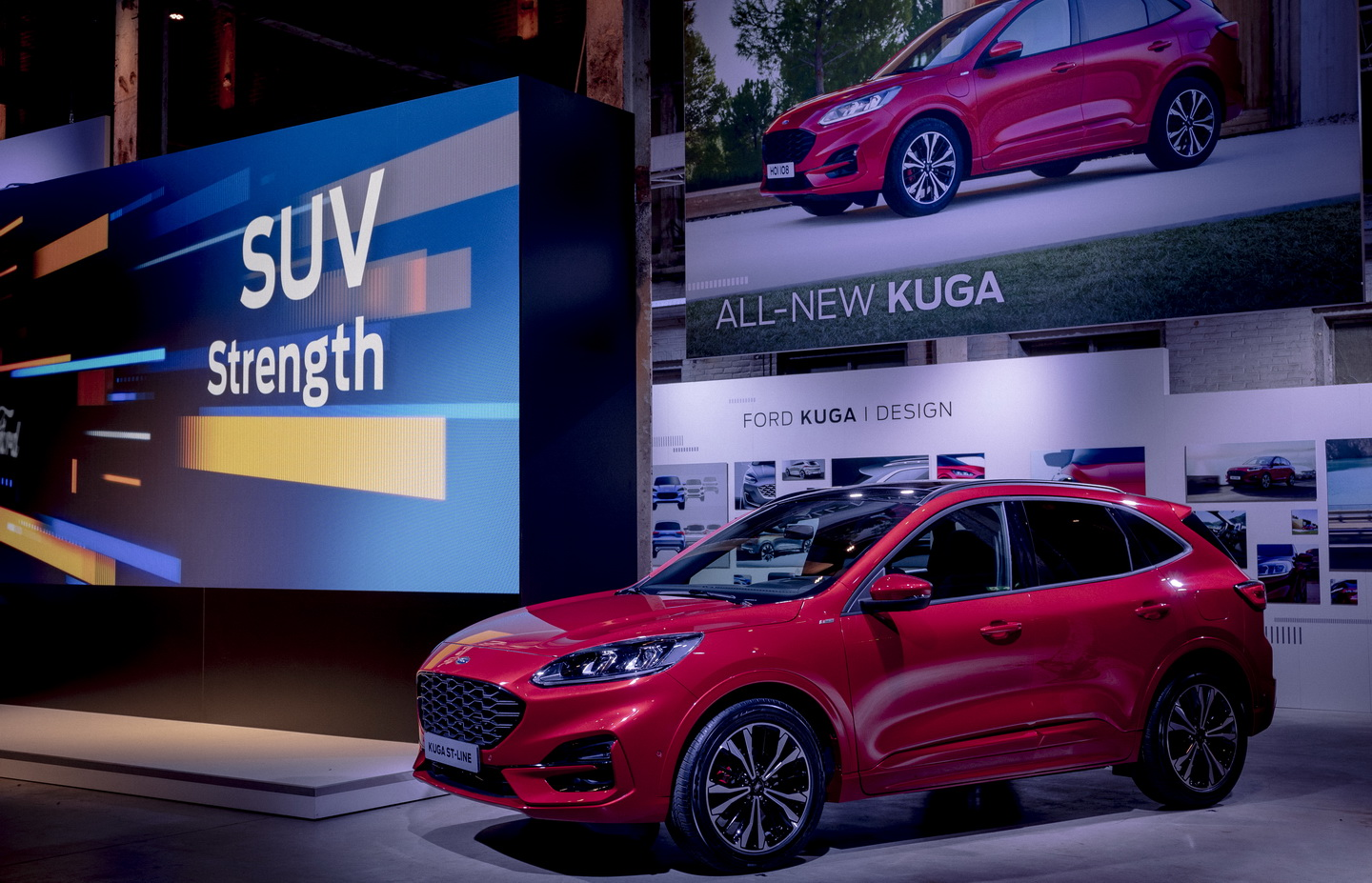 Ford Go Further 2019 event hybrid cars 115