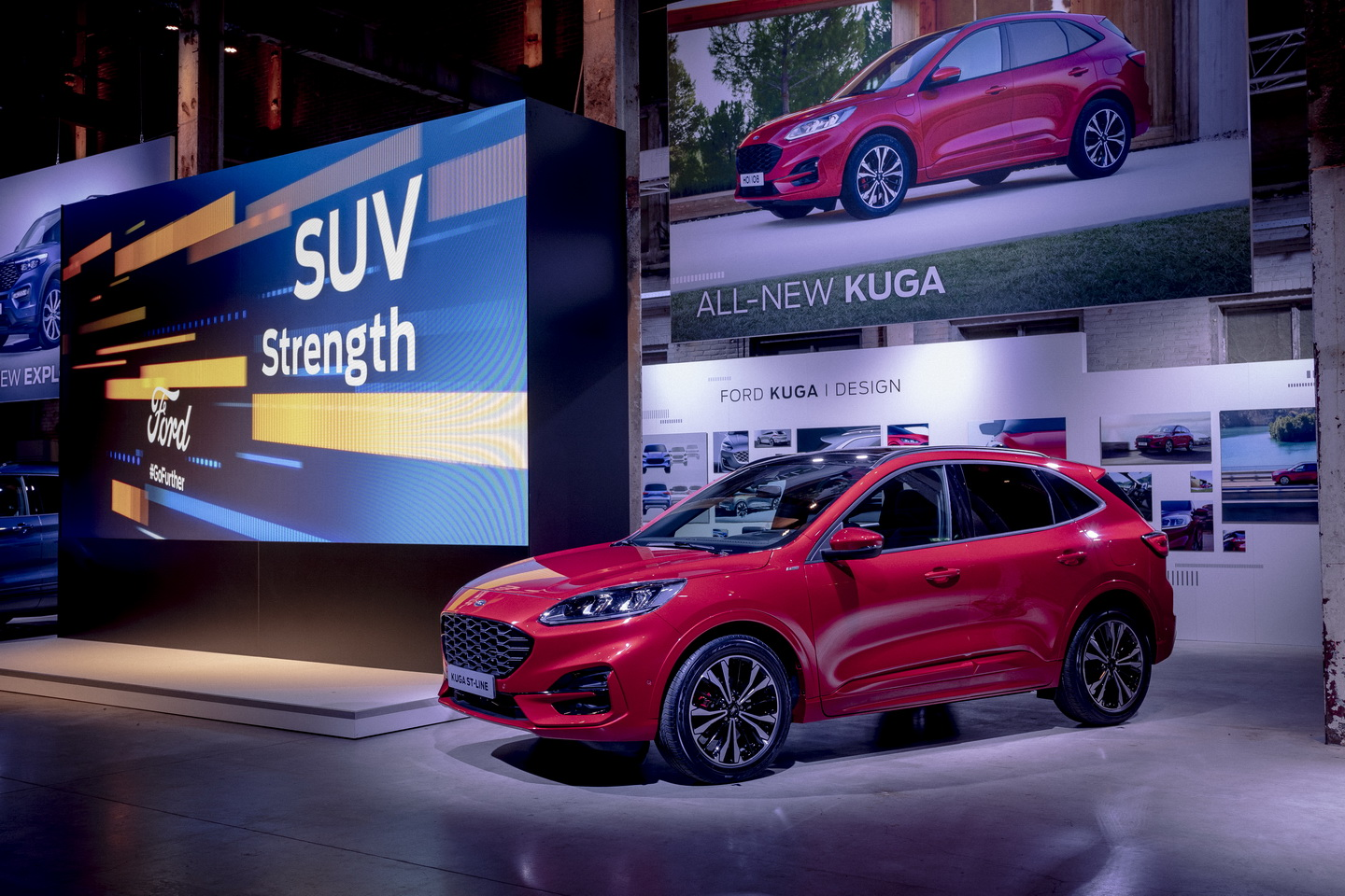 Ford Go Further 2019 event hybrid cars 116
