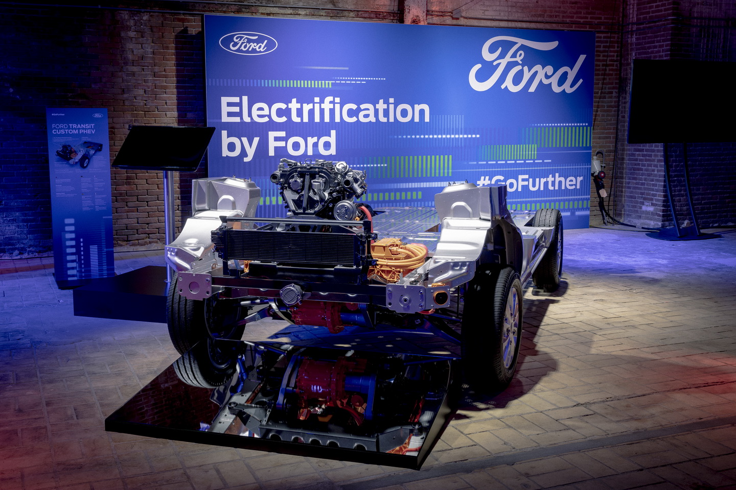 Ford Go Further 2019 event hybrid cars 119