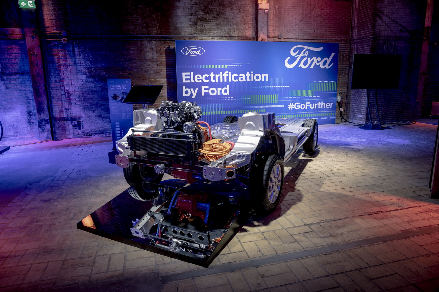 Ford Go Further 2019 event hybrid cars 120