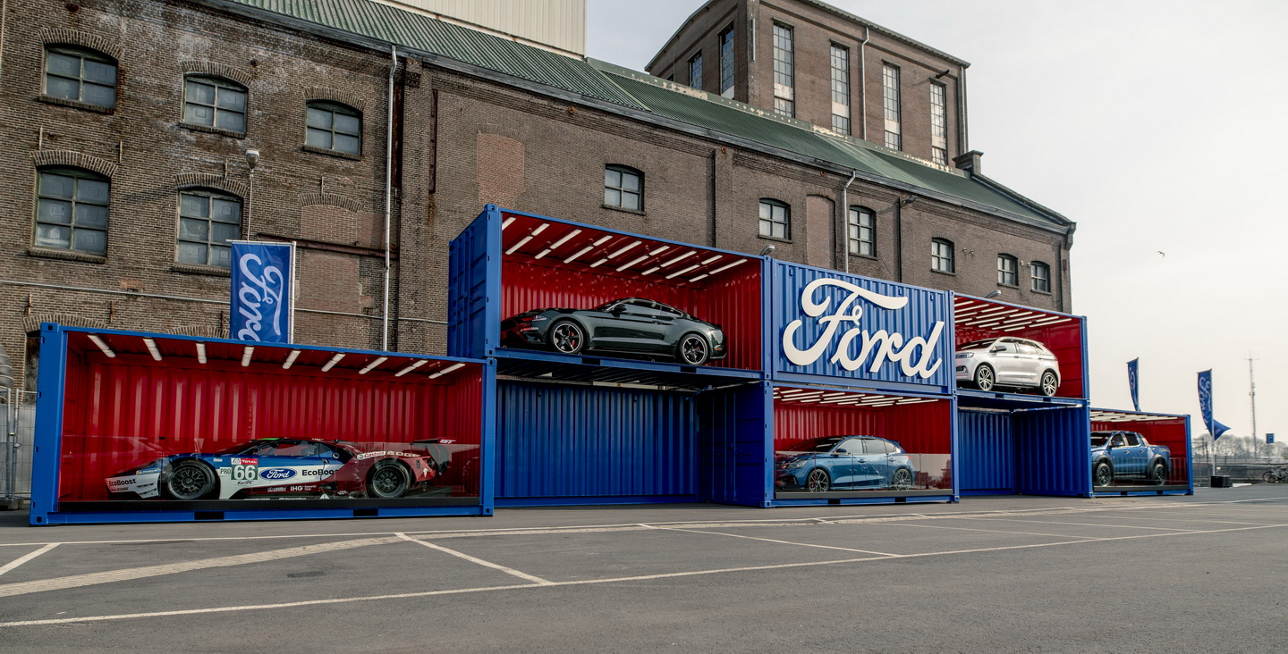 Ford Go Further 2019 event hybrid cars 133