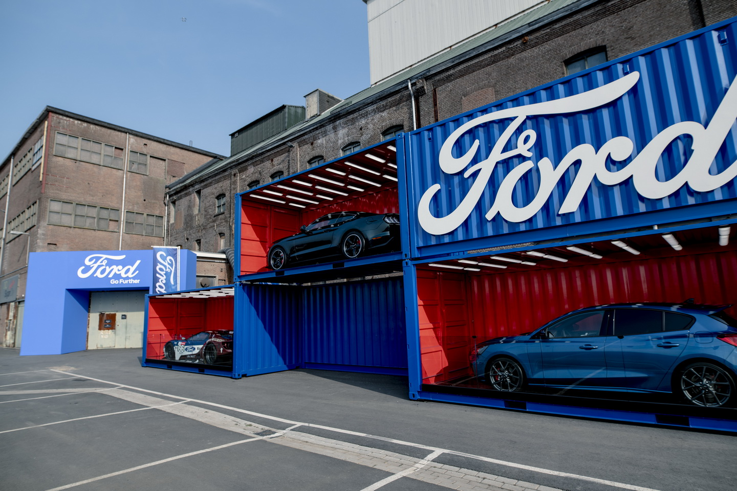 Ford Go Further 2019 event hybrid cars 135