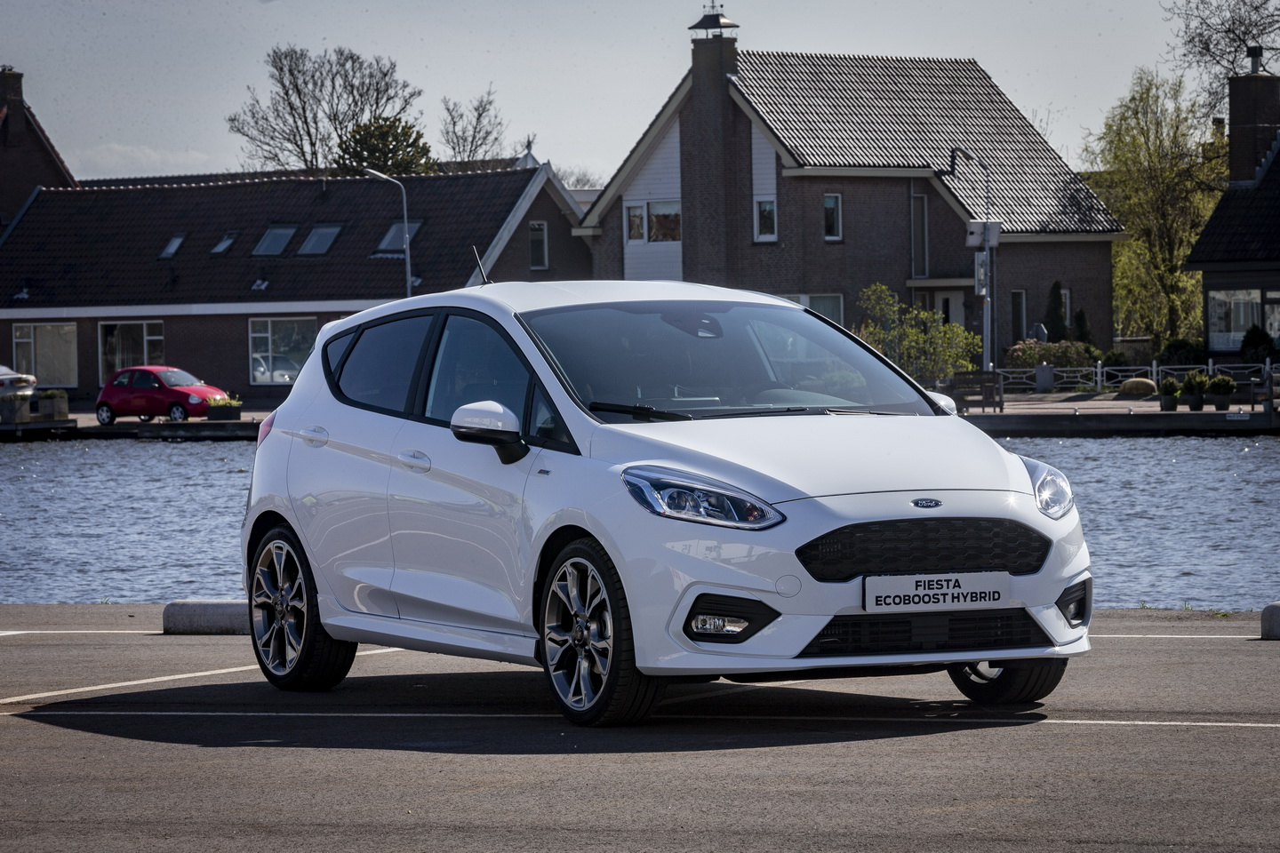 Ford Go Further 2019 event hybrid cars 137