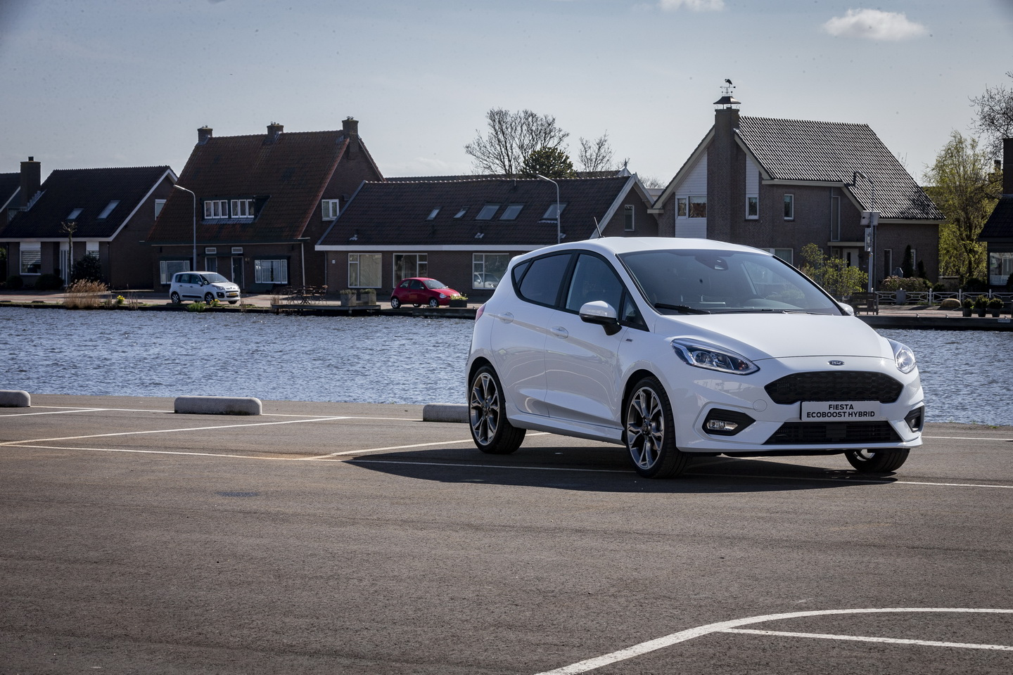 Ford Go Further 2019 event hybrid cars 138