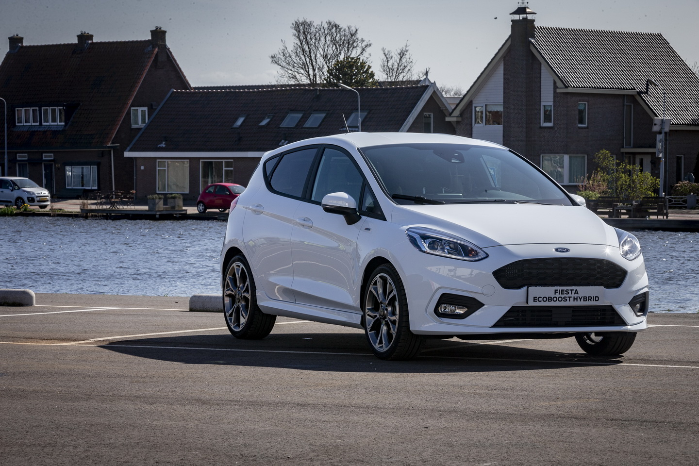 Ford Go Further 2019 event hybrid cars 139