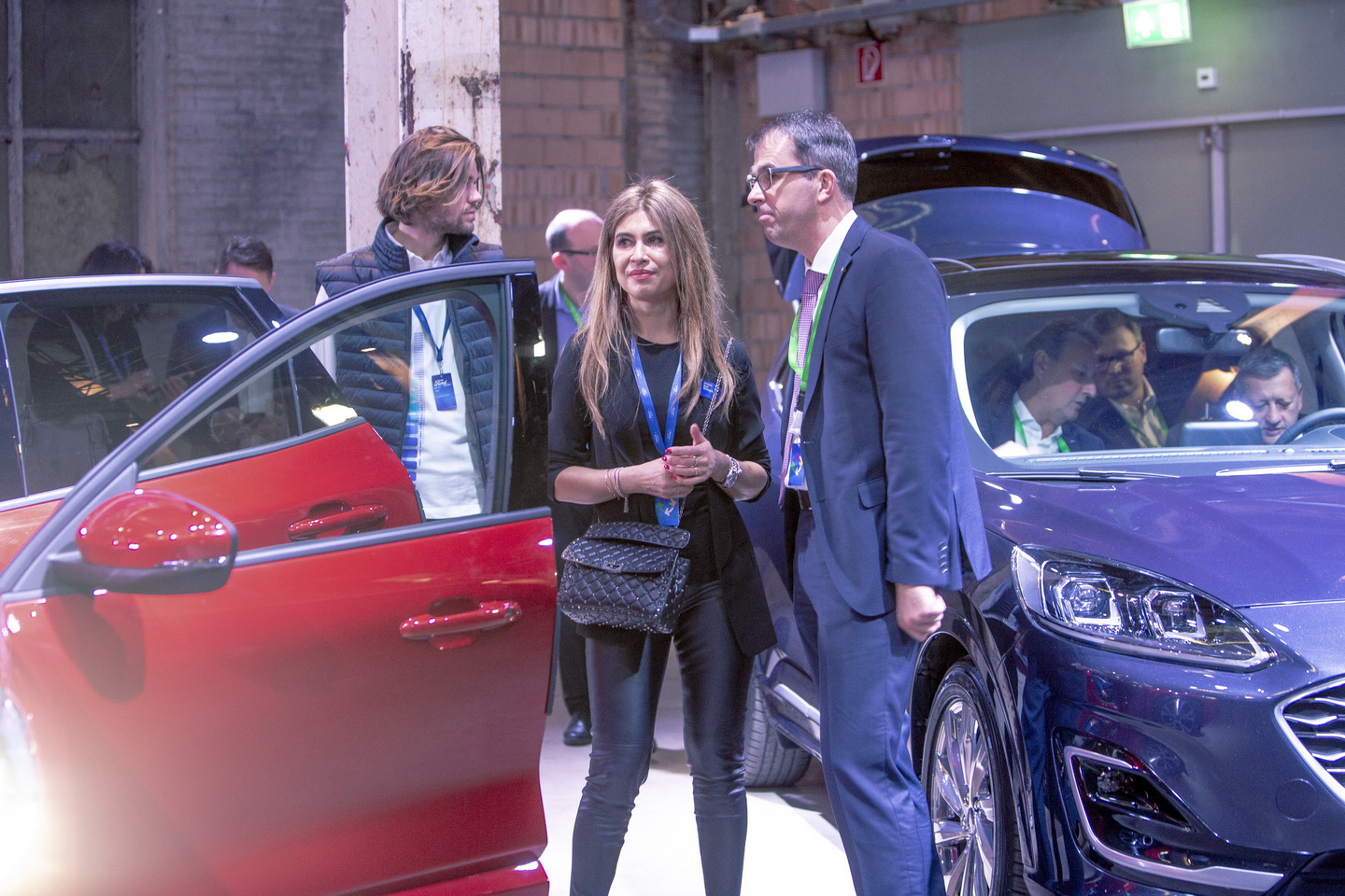 Ford Go Further 2019 event hybrid cars 14