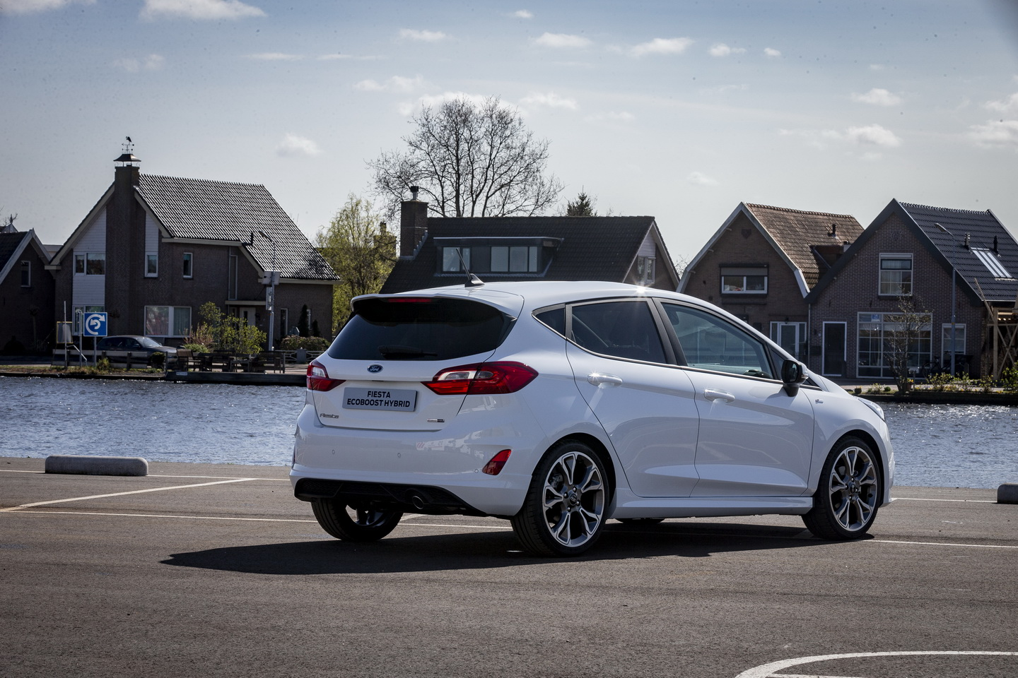 Ford Go Further 2019 event hybrid cars 140