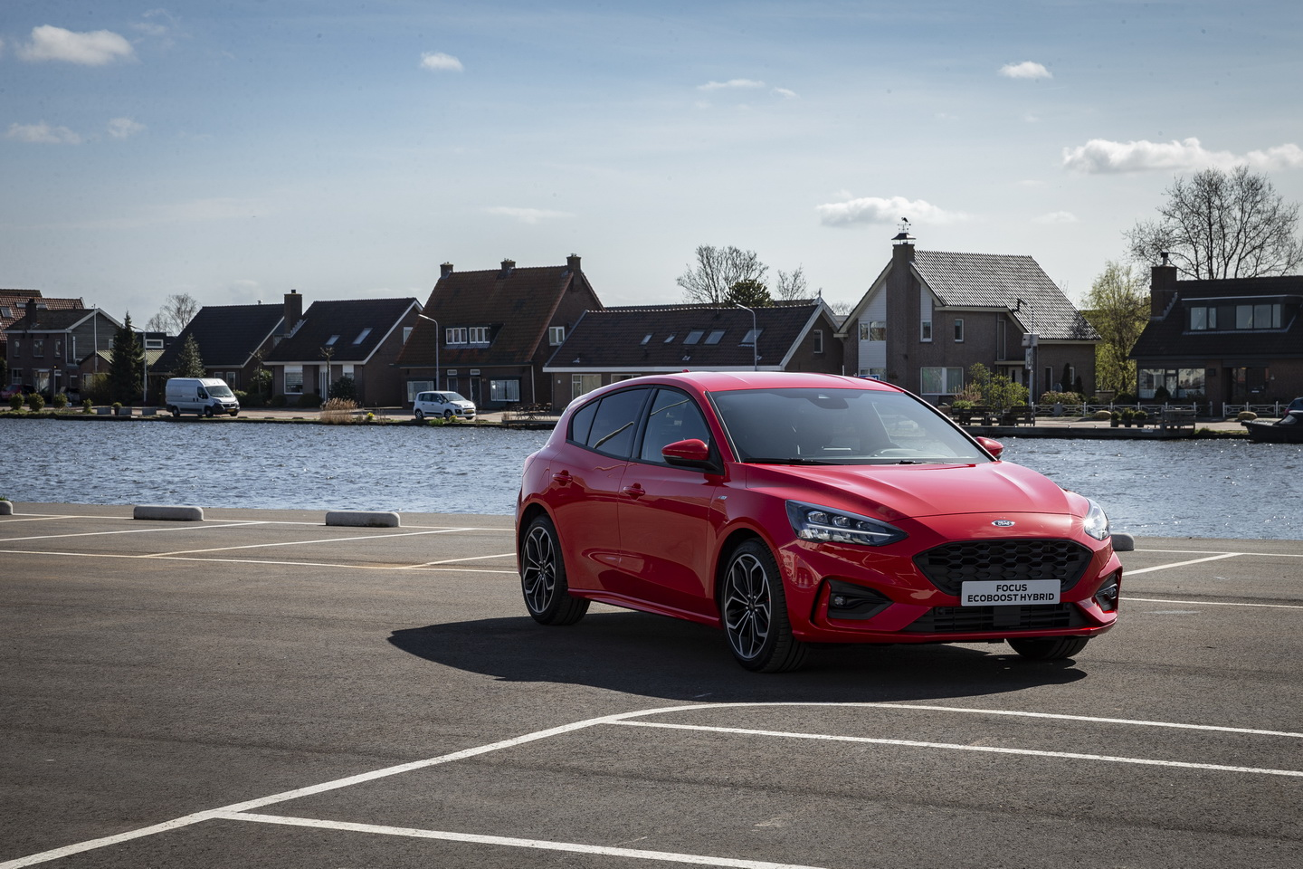 Ford Go Further 2019 event hybrid cars 143