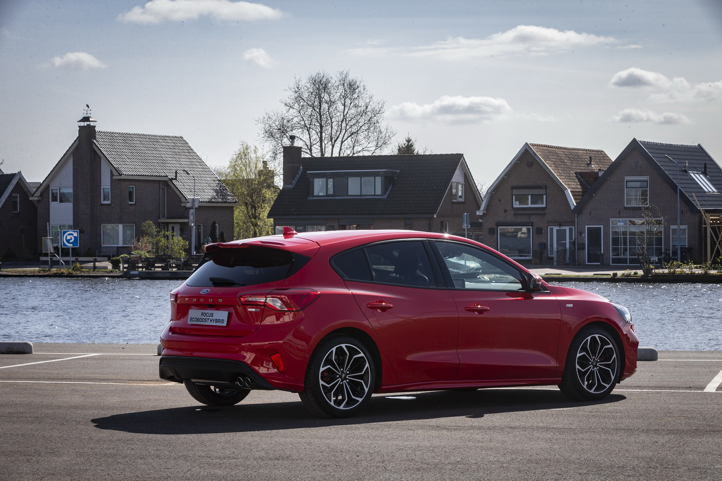 Ford Go Further 2019 event hybrid cars 144