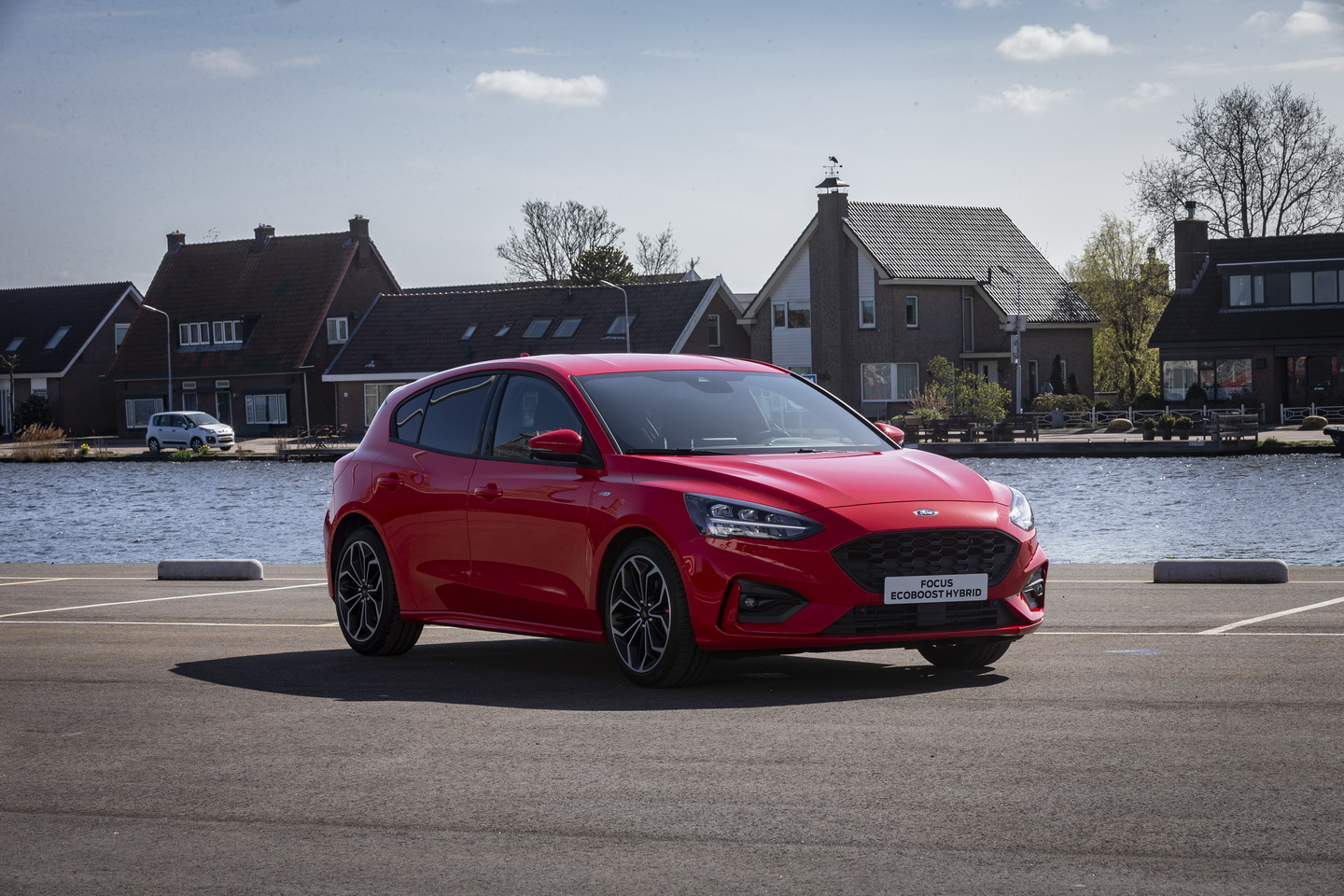 Ford Go Further 2019 event hybrid cars 145