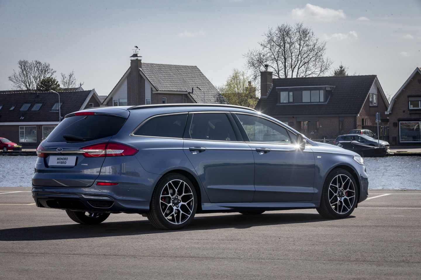 Ford Go Further 2019 event hybrid cars 148