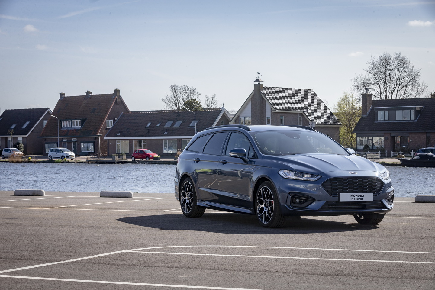 Ford Go Further 2019 event hybrid cars 149