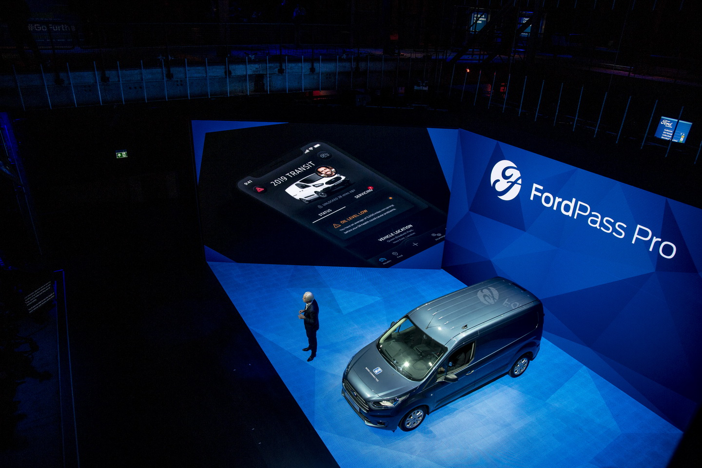 Ford Go Further 2019 event hybrid cars 15
