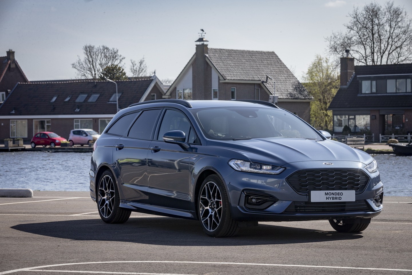 Ford Go Further 2019 event hybrid cars 150
