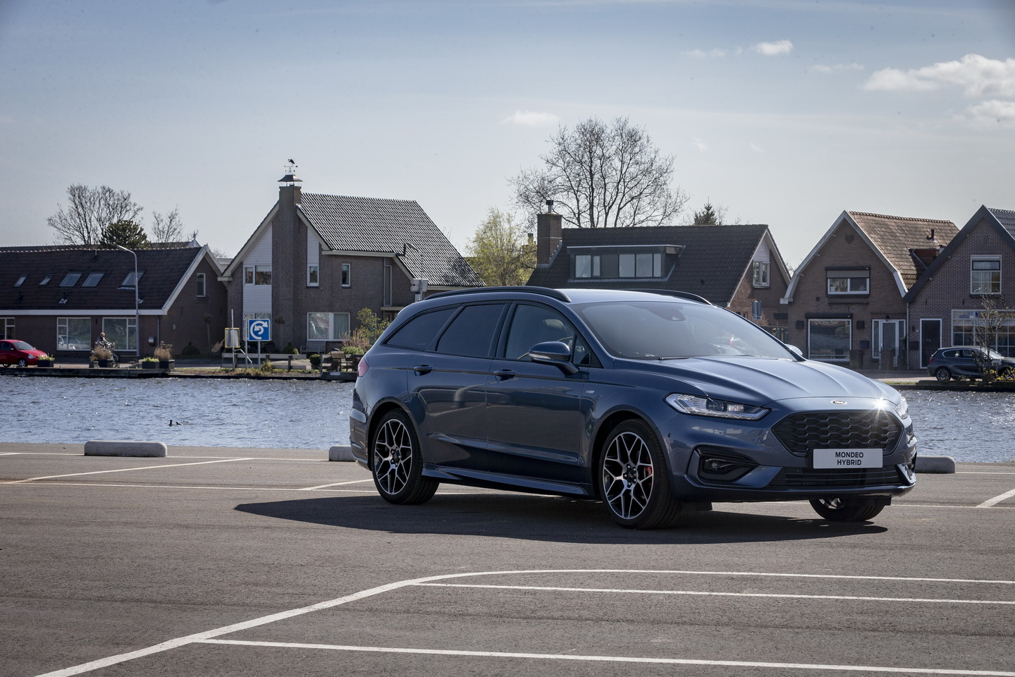Ford Go Further 2019 event hybrid cars 151