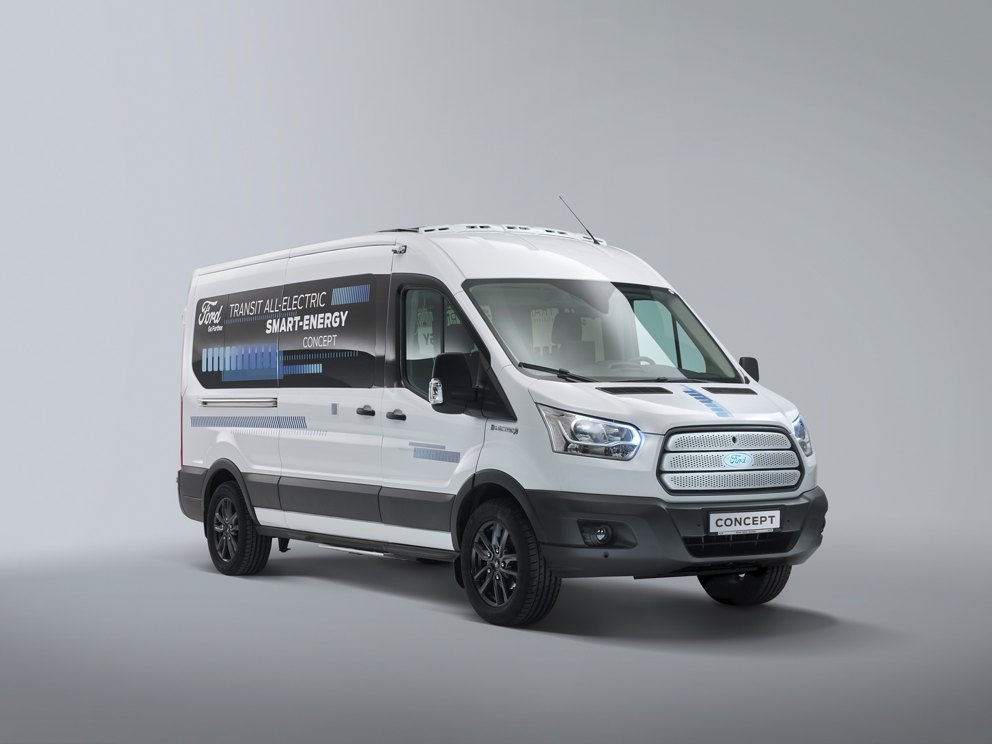 Ford Go Further 2019 event hybrid cars 153
