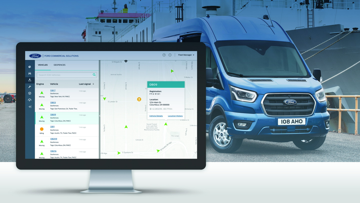 Ford Go Further 2019 event hybrid cars 162