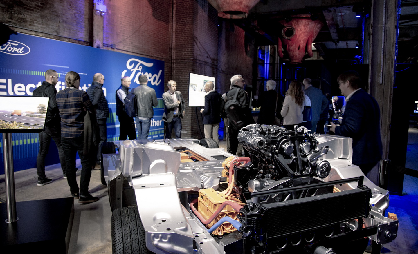 Ford Go Further 2019 event hybrid cars 25