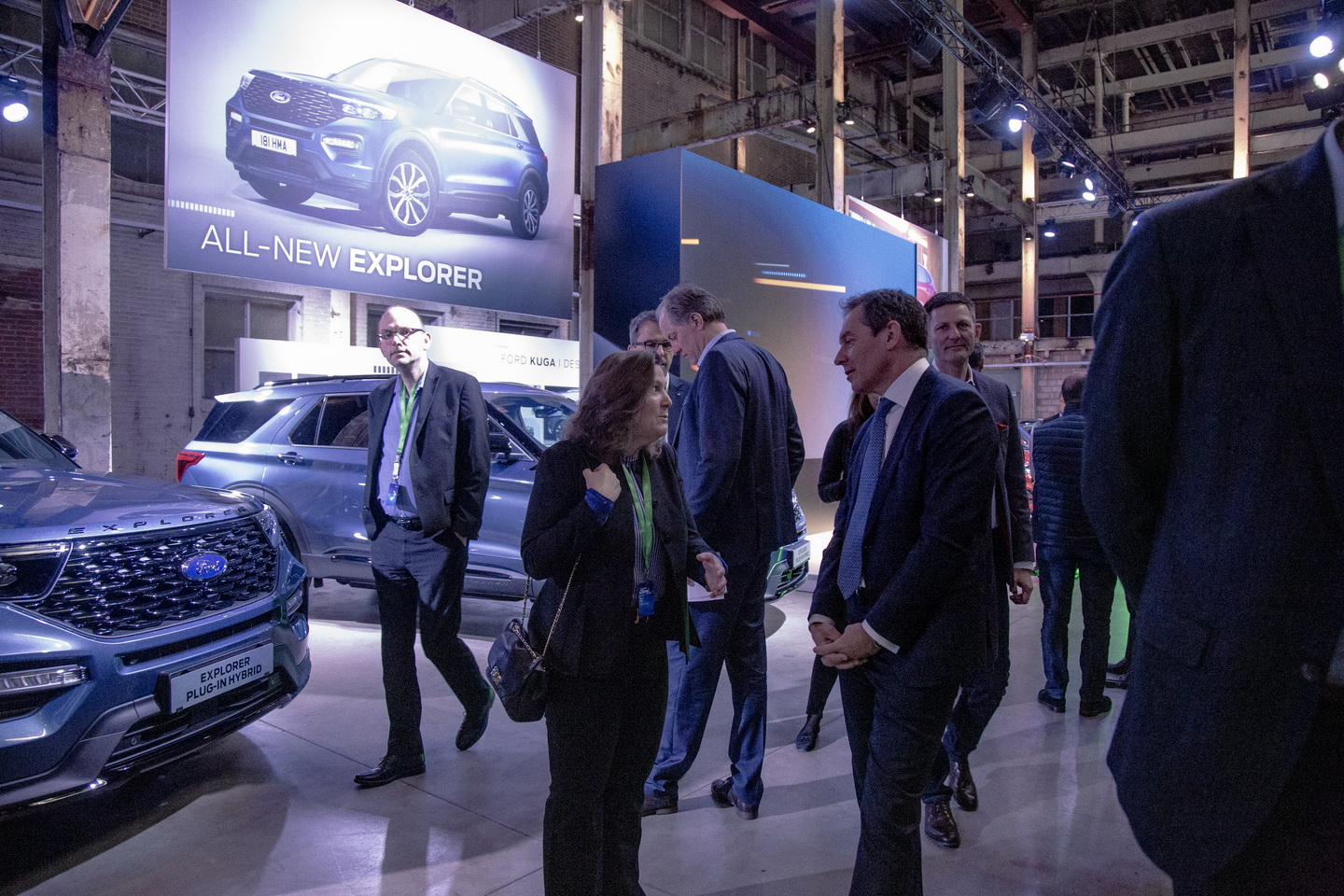 Ford Go Further 2019 event hybrid cars 32