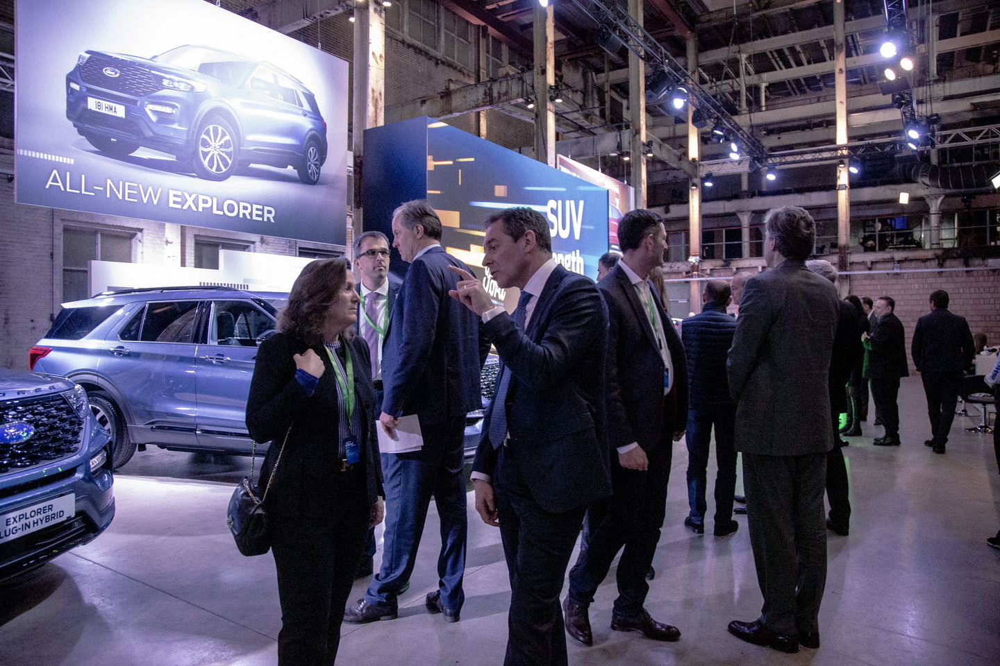 Ford Go Further 2019 event hybrid cars 33