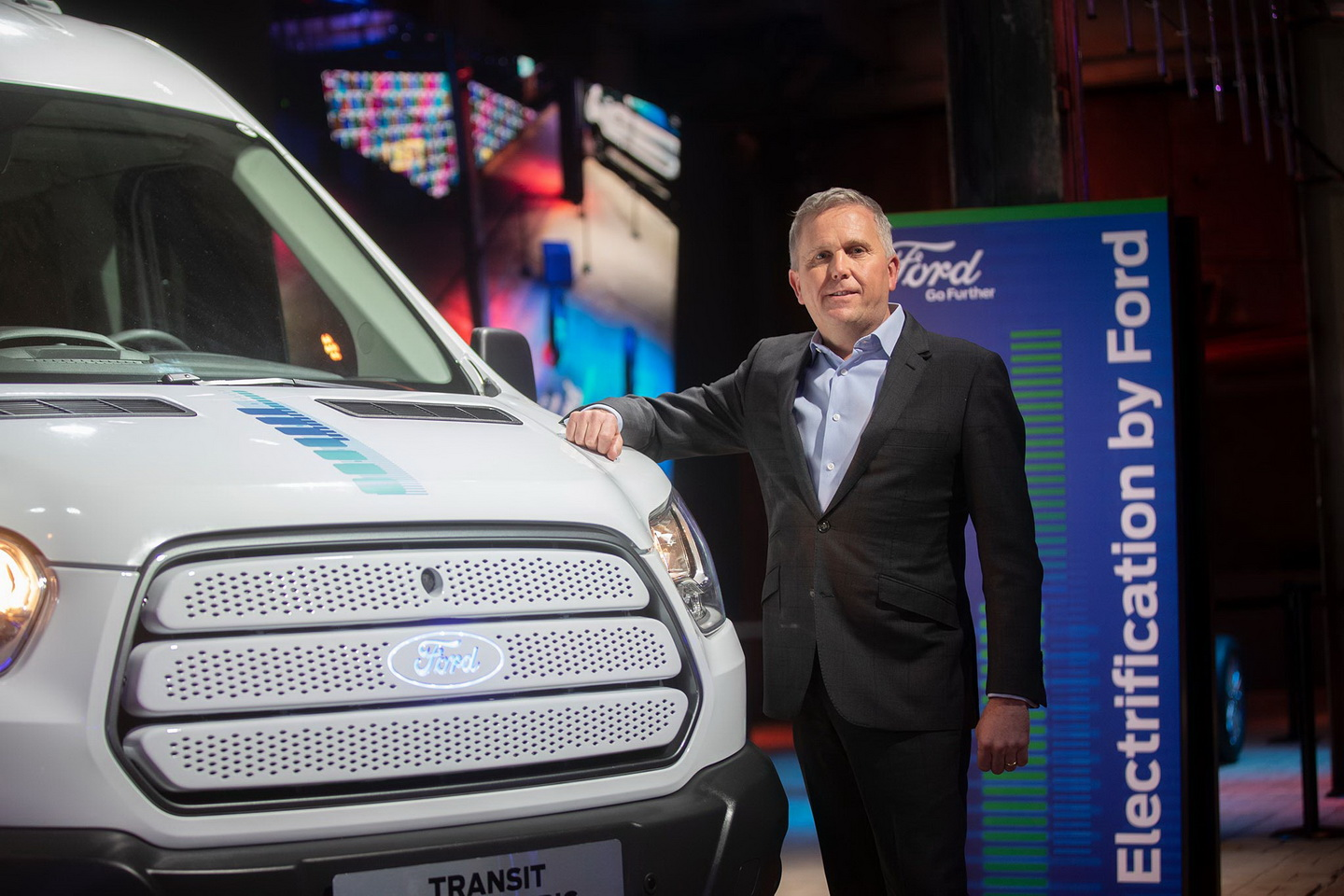 Ford Go Further 2019 event hybrid cars 37