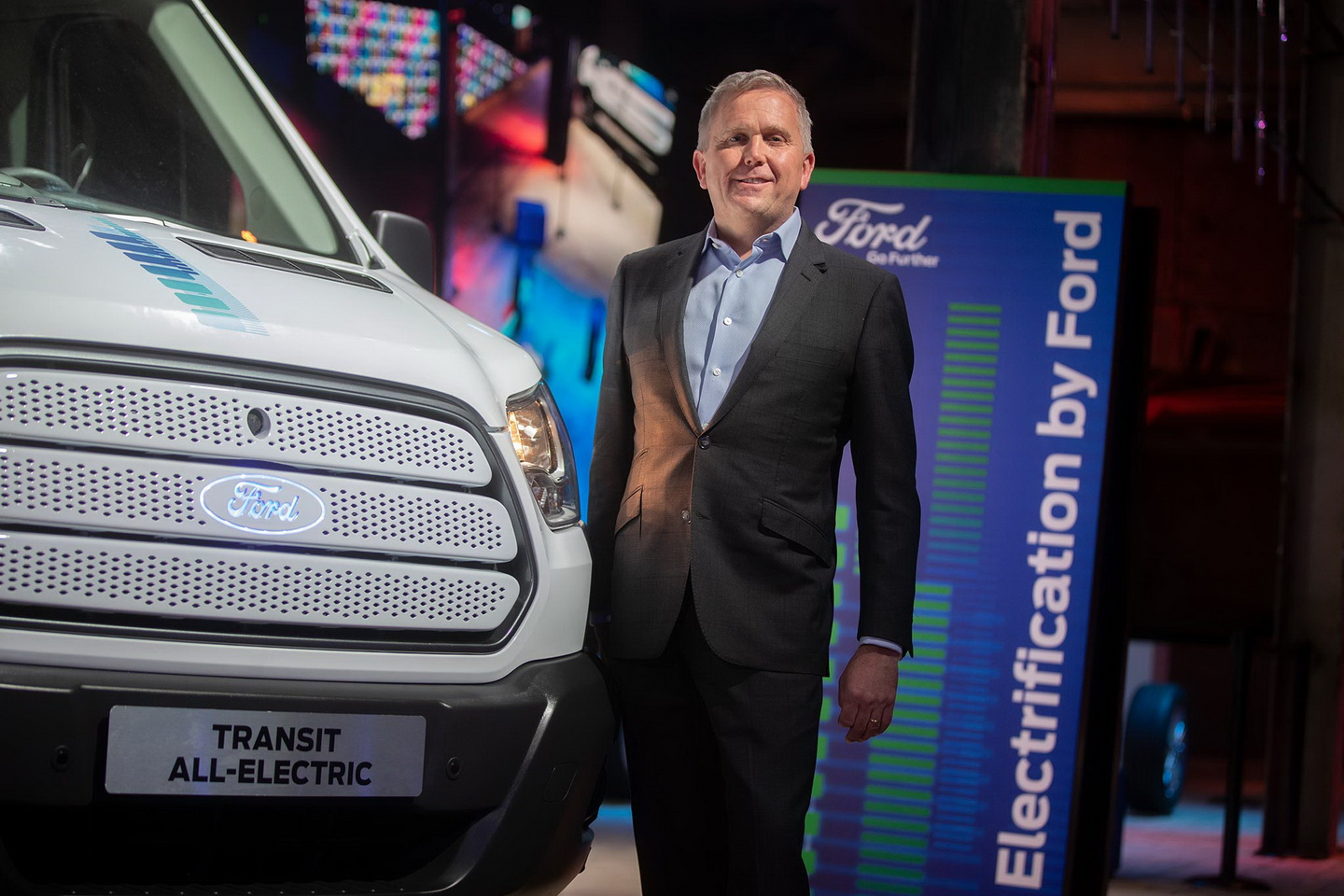 Ford Go Further 2019 event hybrid cars 38