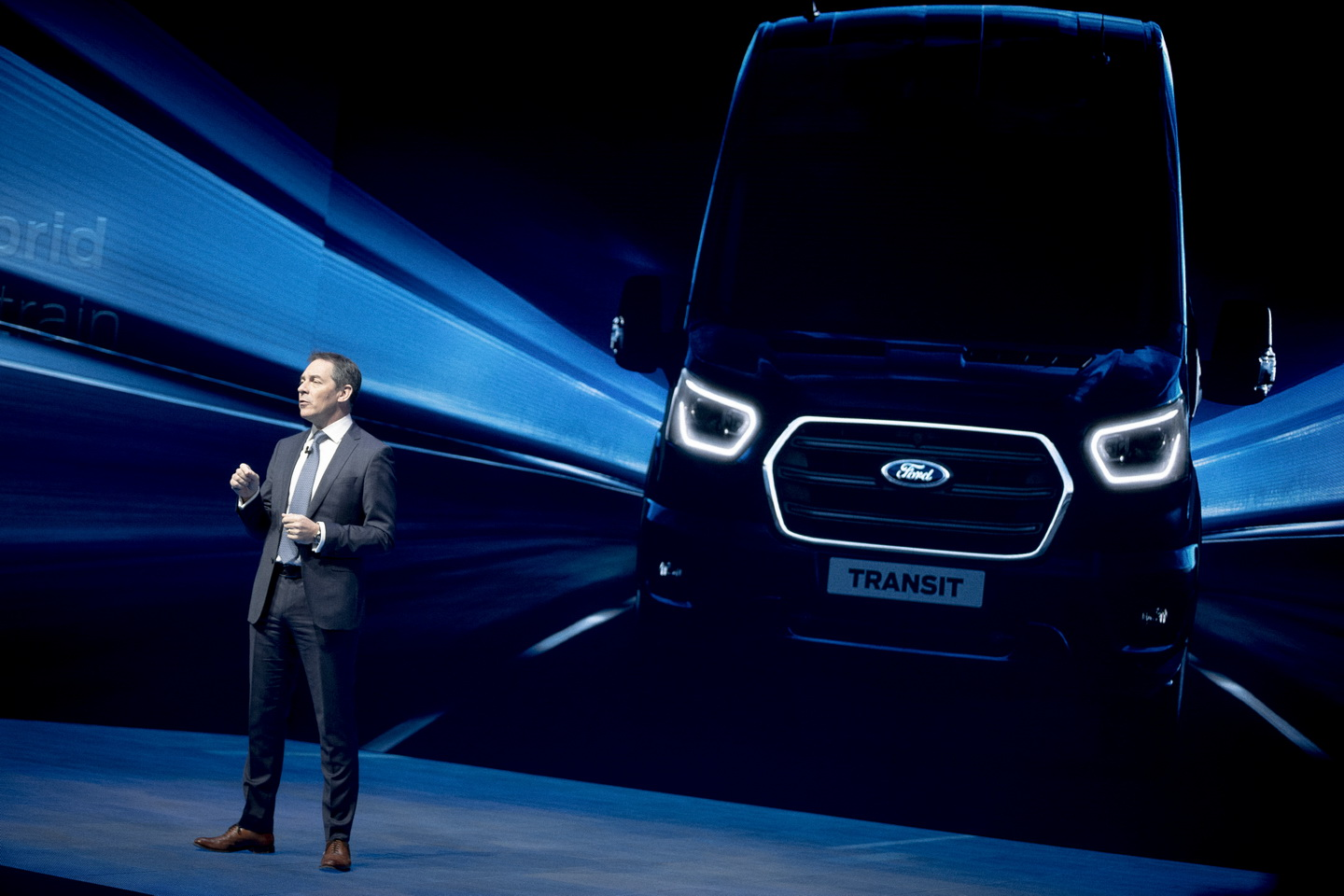 Ford Go Further 2019 event hybrid cars 40