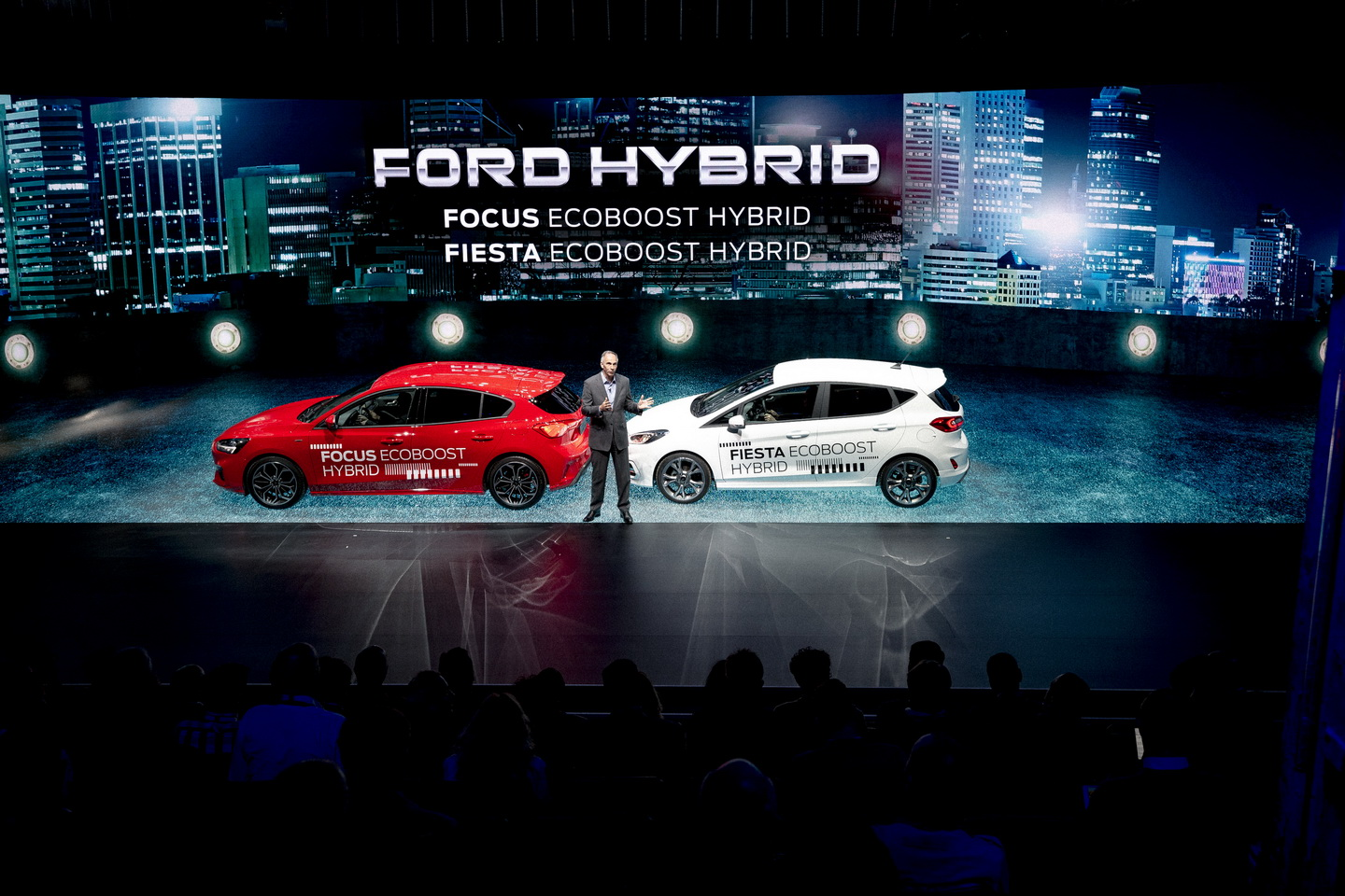 Ford Go Further 2019 event hybrid cars 46