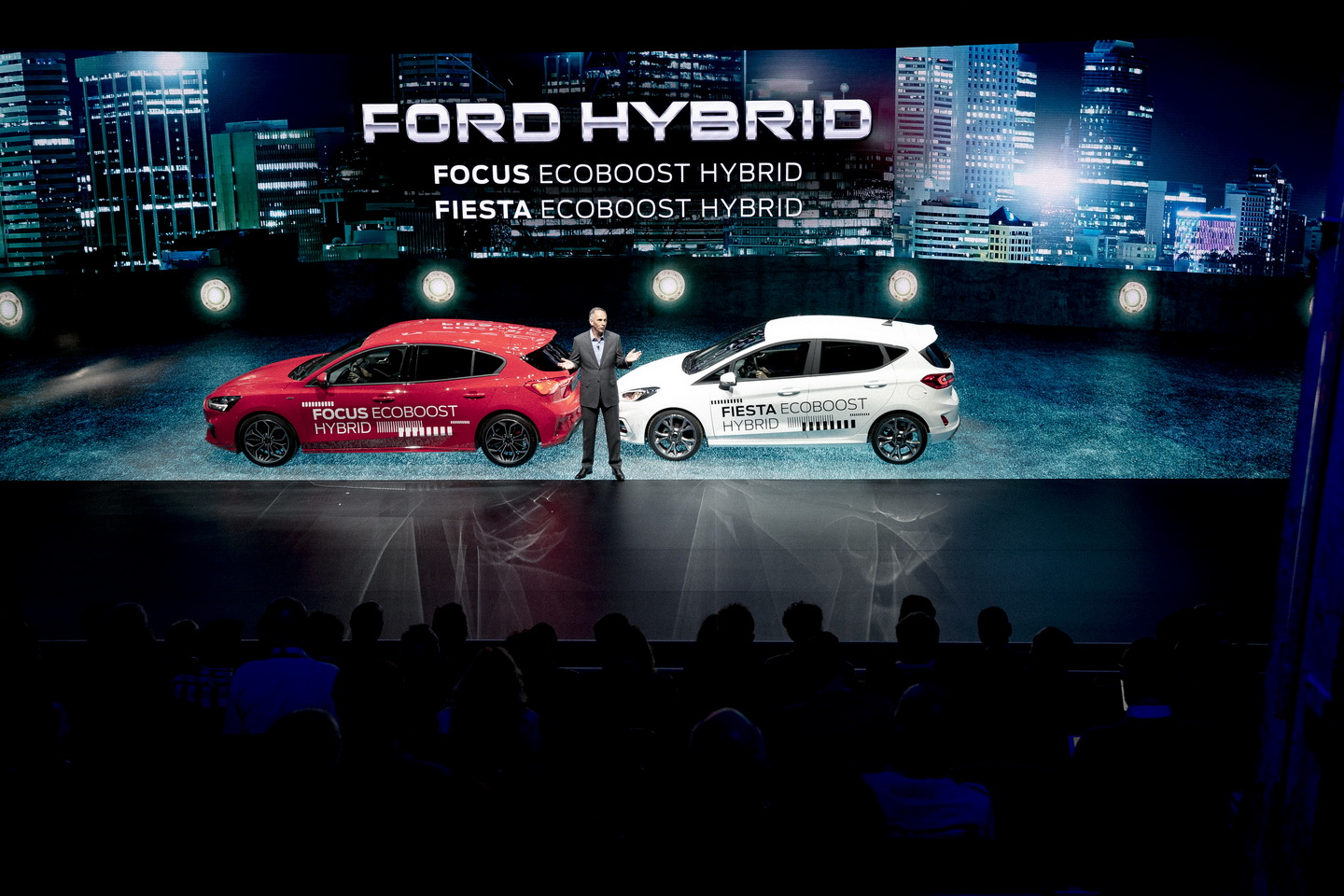 Ford Go Further 2019 event hybrid cars 47