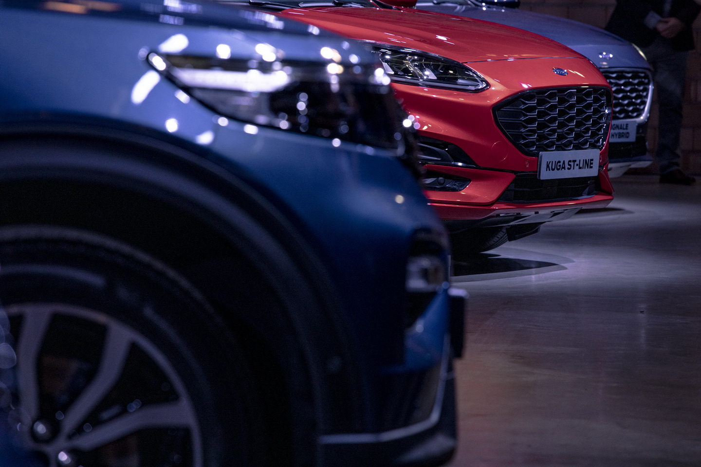Ford Go Further 2019 event hybrid cars 5